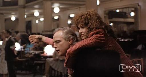 Marlon brando last tango in paris butter scene
