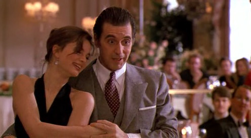 movie analysis scent of a woman A loose adaption of the giovanni arpino novel il buio e il miele and the 1974 movie profumo di donna, scent of a woman who became the character in scent of a.